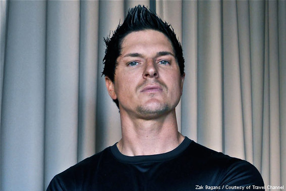 Zak Bagans - Travel Channel's 'Ghost Adventures'