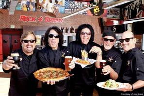 Kiss and Rock & Brews
