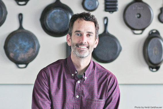 Steven Satterfield, Executive Chef and Co-Owner of Miller Union in Atlanta