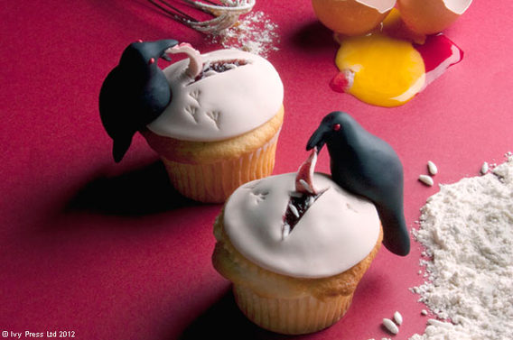 Zombie Cupcakes The Crows