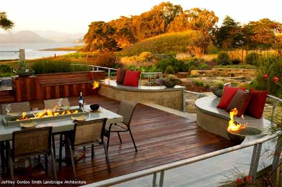 Landscape Design Trends - Site-Specific Designs, Jeffrey Gordon Smith Landscape
