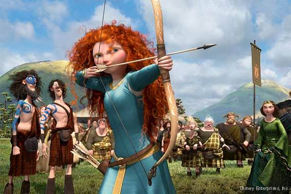 Merida, Princess and Queen-To-Be