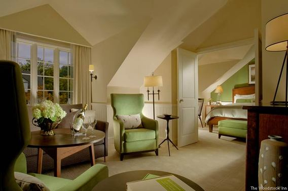 The Woodstock Inn - Tavern Suite