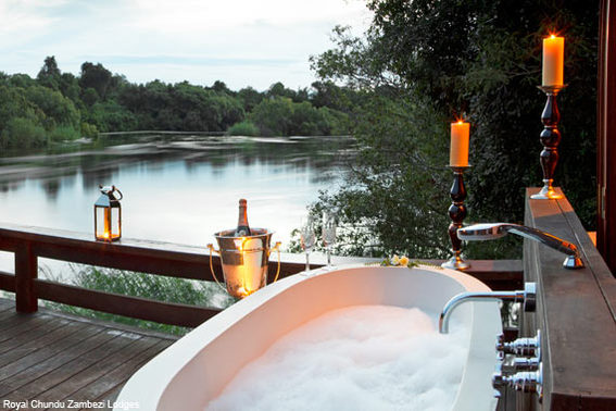Royal Chundu Zambezi River Lodge