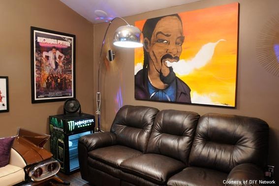 Snoop Lion's Den