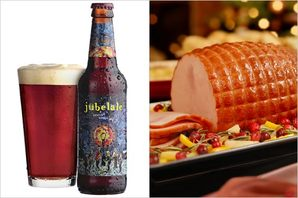 Holiday Beer Pairings: Deschutes Jubelale