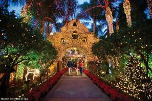 Mission Inn Hotel & Spa's Festival of Lights