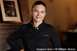 Outstanding Chef Nominee, Suzanne Goin