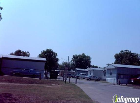 Pecan Mobile Home Park - Austin, TX