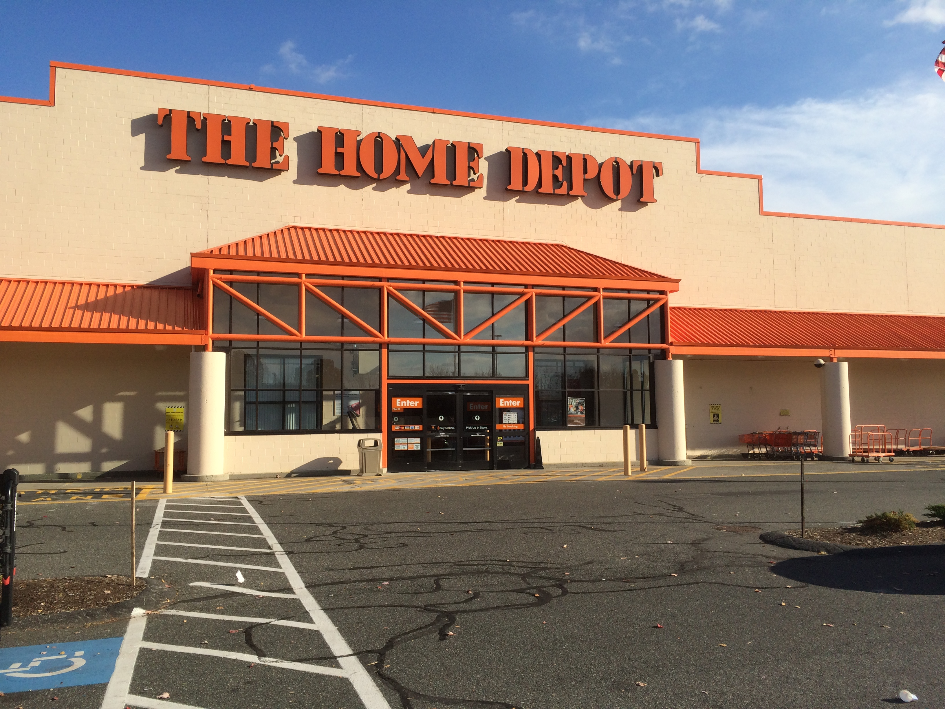 The Home Depot 179 Daggett Dr West Springfield Ma 01089 Yp Com