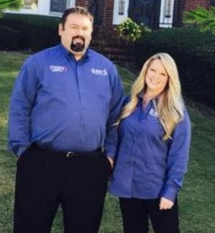 Window World of Muscle Shoals - Muscle Shoals, AL. Owners Mike & Melissa Edwards