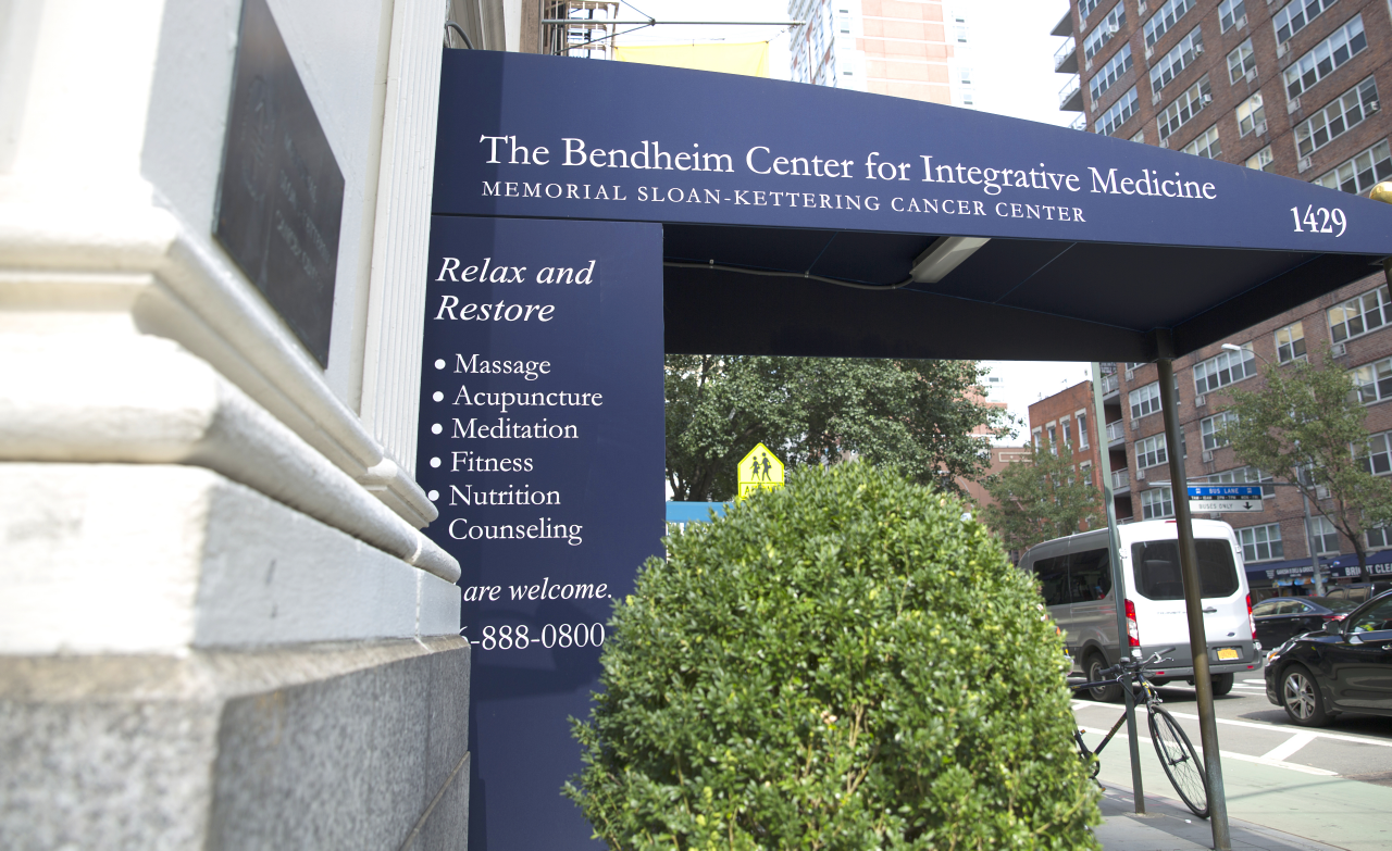 Bendheim Integrative Medicine Center 1429 1st Ave, New York, NY