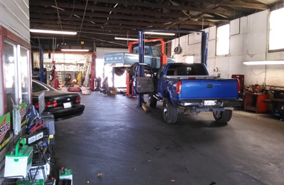 auto repair shops in oakley ca