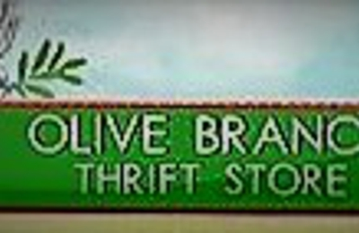 Olive Branch Thrift Store - Marion, MS