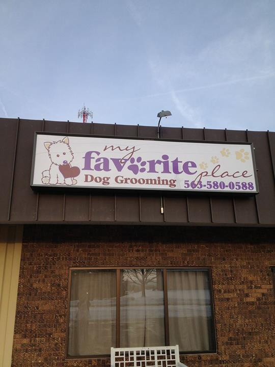 My Favorite Place Dog Grooming 980 Cedar Cross Rd, Dubuque
