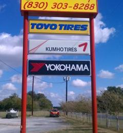 BZ's Tire Shop - Seguin, TX