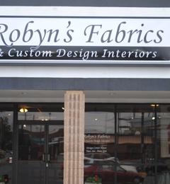 Robyn's Fabrics & Custom Design Interiors - Charlotte, NC