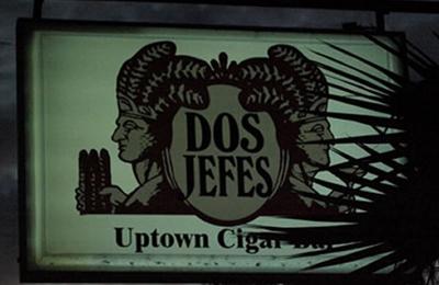 Dos Jefes Uptown Cigar Bar - New Orleans, LA