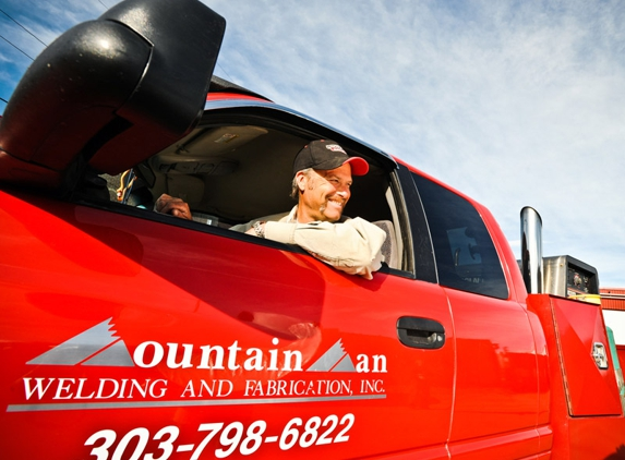 Mountain Man Welding and Fabrication, Inc. - Denver, CO