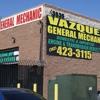 Vazquez General Mechanic