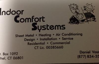 ICS Indoor Comfort Systems - Bethel, CT