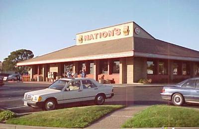 Nations Giant Hamburgers & Great Pies - San Pablo, CA