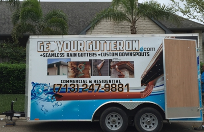 Get Your Gutter On - Harlingen, TX