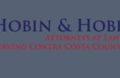 Hobin & Hobin LLP Attorneys at Law - Antioch, CA