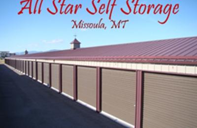 All Star Self Storage - Missoula MT & All Star Self Storage 4645 Harlequin Ct Missoula MT 59808 - YP.com