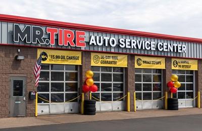 Mr Tire Auto Service Centers - Edgewater, MD
