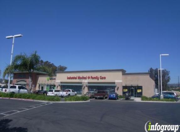 Industrial & Family Medical Care - Escondido, CA