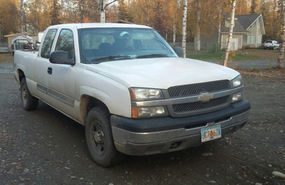 Good 2 Go Auto - Anchorage, AK. 2004 Chevy 4×4 asking 4500 obo