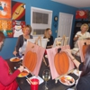 Corks and Canvas' Painting Parties