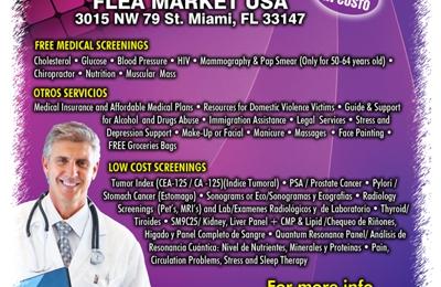 Flea Market USA - Miami, FL