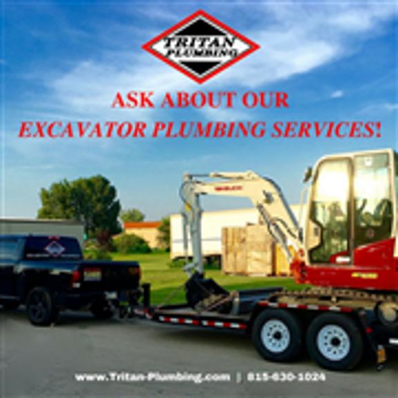 Tritan Plumbing - Plainfield, IL