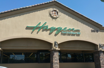 Haggen - Santa Clarita, CA. Front of building