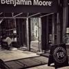 Benjamin Moore Farrow and Ball Colours By Martin