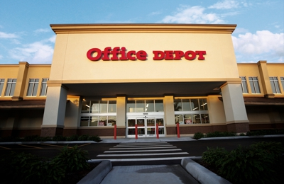 Superbe Office Depot   Saint Petersburg, FL