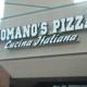 Romano Flying Pizza