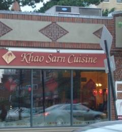 Khao Sarn - Brookline, MA