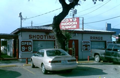 Red's Indoor Range - Austin, TX