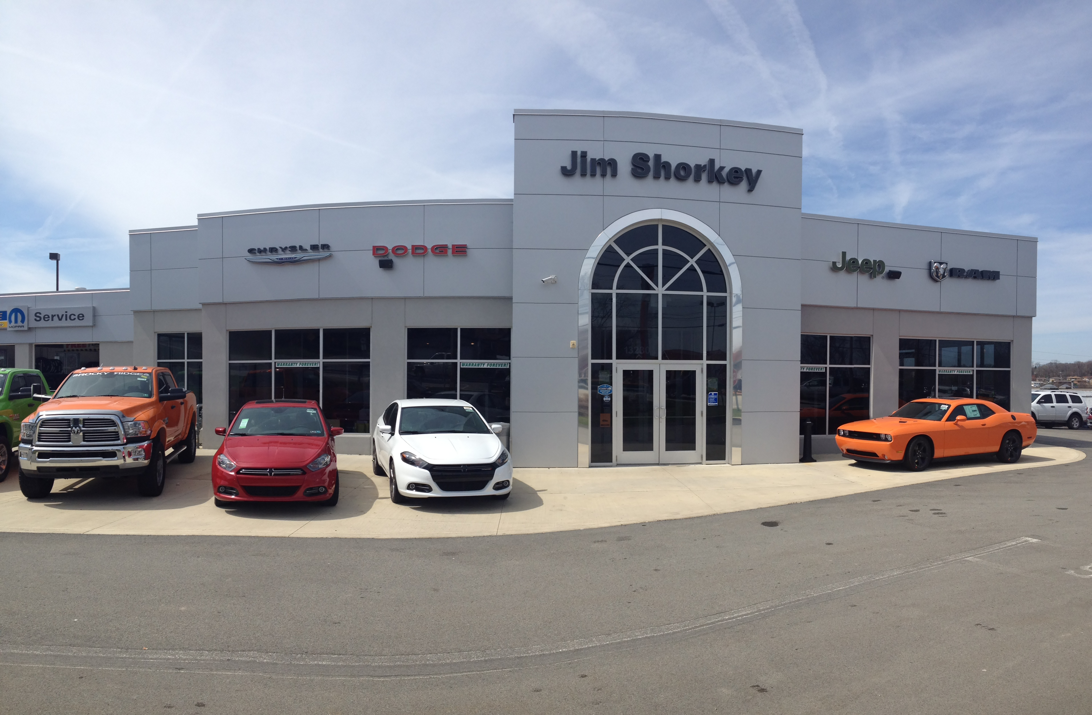 Jim Shorkey Chrysler Dodge Jp State Route 30 Irwin PA