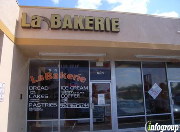 La Bakerie Inc - Miramar, FL