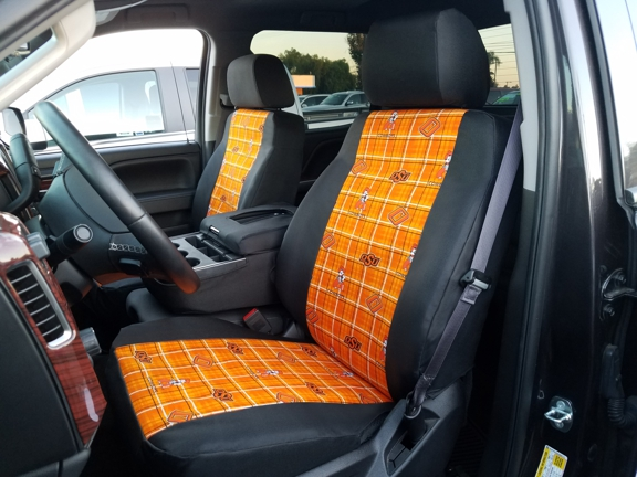 King of Seat Covers - Los Angeles, CA