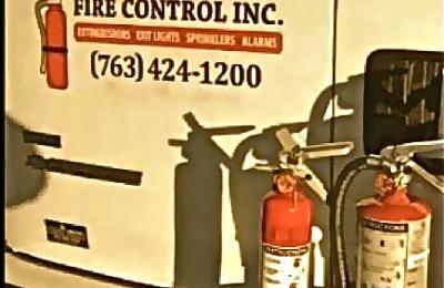 Fire Control Inc. - Minneapolis, MN