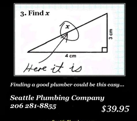 Evan Conklin Plumbing and Heating - Seattle, WA