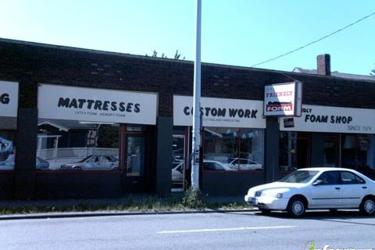 A Friendly Foam Shop