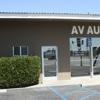 AV Auto Paint
