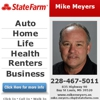 Mike Meyers - State Farm Insurance Agent