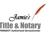Jamie's Notary Service
